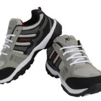 Earton Men's Grey EVA Sports & Outdoor Shoes
