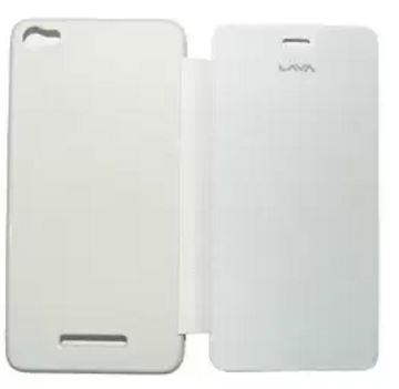 Flip Cover Pouch Battery Back For Lava Iris X8