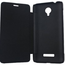 Flip Flap Cover Case for Micromax Canvas Spark Q380