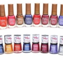Foolzy Pack Of 24 Hello Gorgeous Nail Paint Polish 144 ml