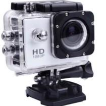 HD Action Camera for Biking Adventure Sports White B-AC3