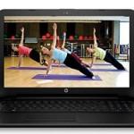 HP 15-AC042TU 15.6-inch Laptop @ Rs 27,590.00