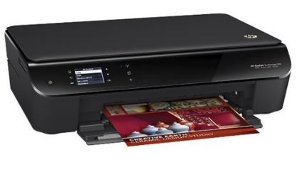 HP A9T81B Colour Wifi Inkjet Printer (Black)