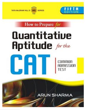 How to Prepare for Quantitative Aptitude for the CAT Common Admission Test (English) 5th Edition