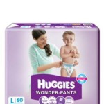Huggies Large Size Wonder Pants (60 Count)