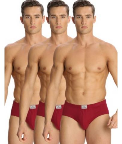 Jockey Men's Modern Classic Brief(Pack of 3) @ Rs 330
