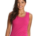 Jockey Sleeveless Solid Women's Top @ Rs 194
