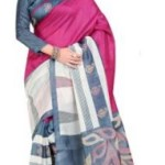 Embellished Bollywood Art Silk Saree @ Rs 499