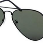 Laurels Flate Aviator Sunglasses @ Rs 325