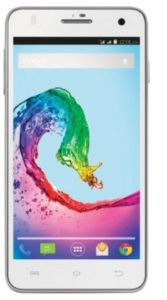 Lava iris X5 With Flip Cover(White, 8 GB)