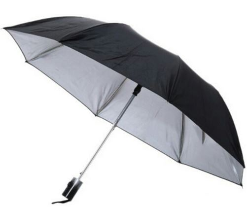 Leepix Folding Umbrella(Black) @ Rs 149