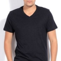 Levi's Solid Men's V-neck T-Shirt