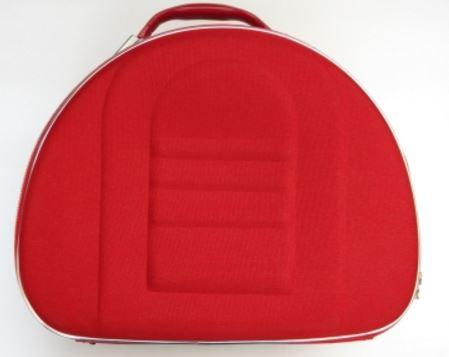 Macho Box Makeup, Jewellery, Cloths Vanity Case (Red) Price: Rs. 569