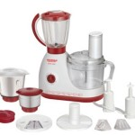 Maharaja Whiteline Smart chef (FP-100) 600 W Food Processor @ Rs 4172