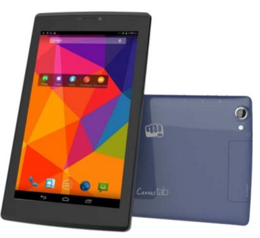 Flipkart offer : Micromax Canvas P480 Tablet @ Rs 6799