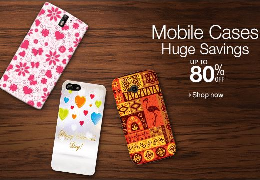 Mobile Cases Up to 80 Off
