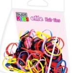 Panache Hair Ties Rubber Band(Brown, Blue, Black, Red, Orange) @ Rs 30
