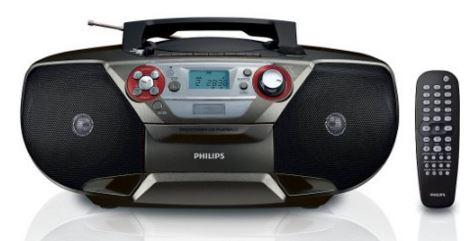 Philips AZ-5740 98 MP3 DVD CD Player