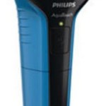 Philips AquaTouch Shaver (Wet & Dry) AT600 Shaver For Men(Black and Blue) @ Rs 1450