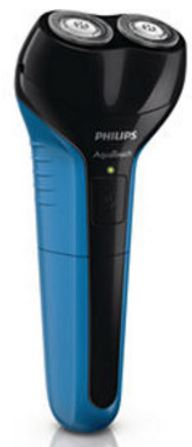 Philips AquaTouch Shaver (Wet & Dry) AT600 Shaver For Men