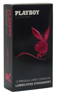 Playboy Strawberry- Pack of 12
