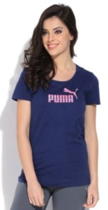 Puma Printed Women's Round Neck T-Shirt