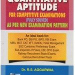 5 Best Competitive Books for Quantitative aptitude tests which you can depend to crack the exam successfully