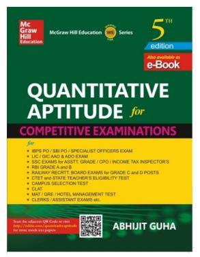 Quantitative Aptitude for Competitive Examinations (English) 5th Edition