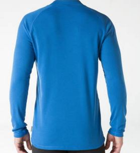Quechua Simple Warm Top Man
