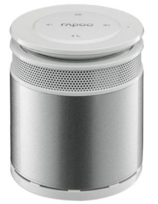 Rapoo A3160 Bluetooth Mini Speaker (Silver)