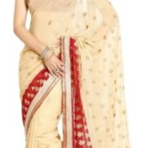 Soch Embriodered Fashion Georgette Sari