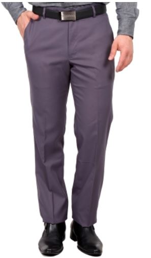 Solemio Slim Fit Men's Trousers @ Rs 350