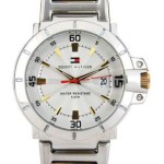 Tommy Hilfiger Analog Silver Dial Men's Watch @ 21% OFF Discount