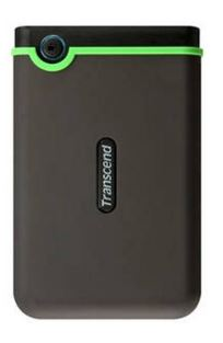 PayTM offers : Transcend StoreJet 1 TB Portable External Hard Drive (Black) @ Rs 3811  / 26% discount