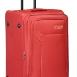 VIP Bravo Expandable Check-in Luggage – 25(Rust) @ Rs 5300