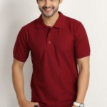 Weardo Solid Men's Polo T-Shirt @ Rs. 314