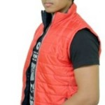 Winter Jackit Half Sleeve Self Design Men's Jacket @ Rs 899