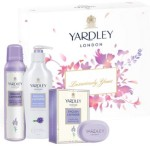 Yardley English Lavender Festive Collection Pack Combo Set(Set of 3)