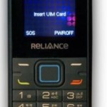 ZTE Reliance S194 ( for any CDMA Sim Card ) (Black Blue) Price: Rs. 1,540