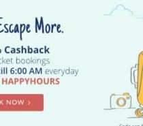 get 60 cashback on bus ticket booking