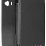 iCopertina Flip Cover for Xiaomi Redmi 2 (Black) Price: Rs. 249