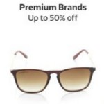 Flipkart Offer  : Upto 50% discount on the premium sun glasses
