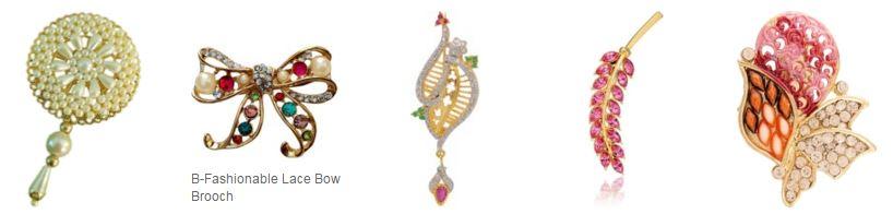 saree pins online