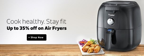 up to 35 off on air fryers