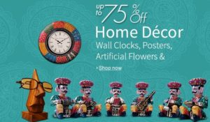 Upto 75 Off On Home Decor Online From India