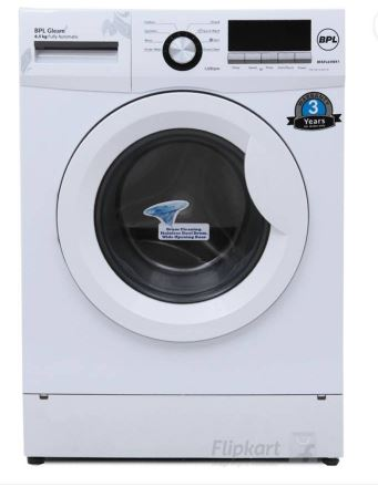 BPL 6.5 kg Fully Automatic Front Load Washing Machine @ Rs 15990 Lowest online