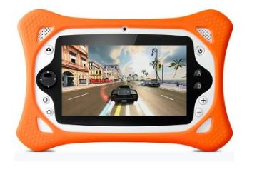 Binatone Appstar GX Kids Tablet (7 inch, 4GB, Wi-Fi Only), Orange