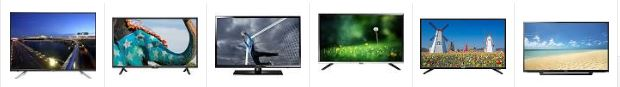 10 best selling HD ready LED TV online