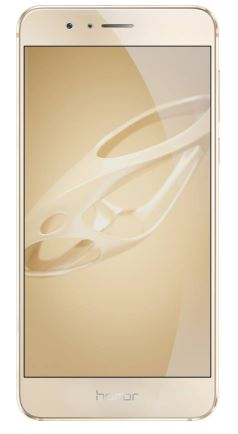Honor 8 Mobile phone (Sunrise Gold, 32 GB)