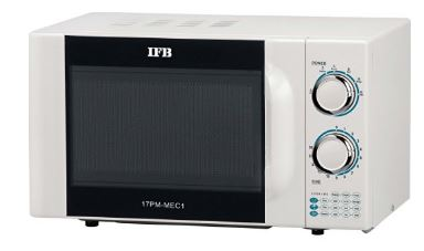 ifb-17pm-mec-1-17-litre-1200-watt-solo-microwave-oven-white